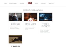 Manuelmarangoni.it thumbnail