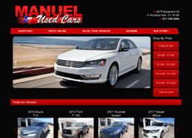 Manuelusedcars.com thumbnail