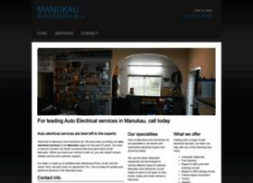 Manukauautoelectrical.co.nz thumbnail