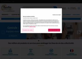 Manutan-collectivites.fr thumbnail