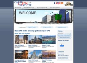 Mapa-gps-gratis.es thumbnail