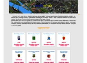 Mapamista.org.ua thumbnail