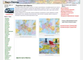Mapeurope.ru thumbnail