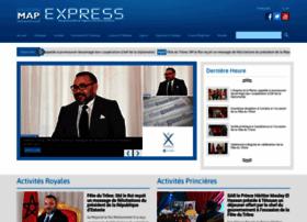 Mapexpress.ma thumbnail