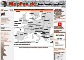 Mapfox.de thumbnail