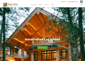 Mapleisland.com thumbnail