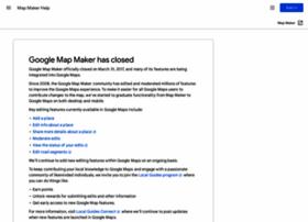 Mapmaker.google.com thumbnail