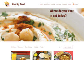 Mapmyfood.in thumbnail