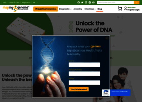 Mapmygenome.in thumbnail