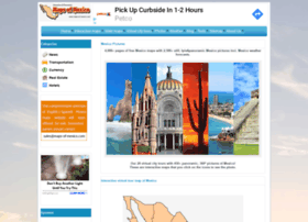 Maps-of-mexico.com thumbnail