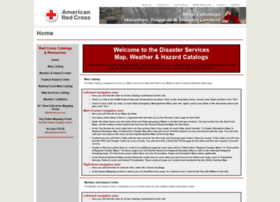 Maps.redcross.org thumbnail