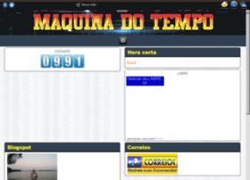 Maquinadotempo.net thumbnail