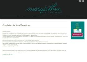 Maraisthon.fr thumbnail