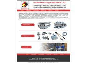 Maranataindustria.com.br thumbnail