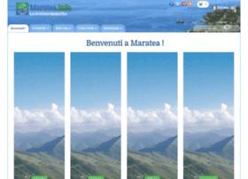 Maratea.info thumbnail