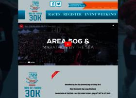 Marathonbythesea.com thumbnail
