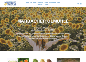 Marbacher-oelmuehle.de thumbnail