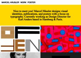 Marcelhaeusler.de thumbnail
