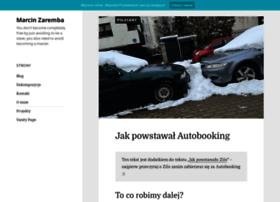 Marcinzaremba.pl thumbnail