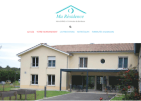 Maresidence.fr thumbnail