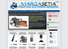 Margasetiasurvey.com thumbnail
