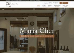 Maria-cher.jp thumbnail