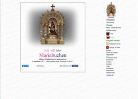 Mariabuchen.de thumbnail