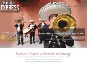 Mariachiexpress.cl thumbnail
