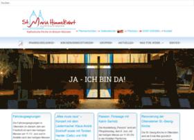 Mariae-himmelfahrt.info thumbnail