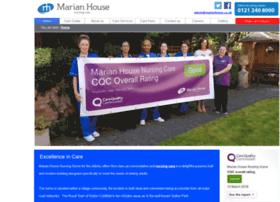 Marianhouse.co.uk thumbnail