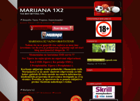 Marijana betting tips betting and gambling act 1774