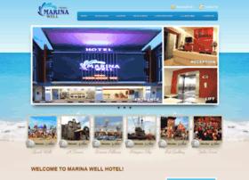 Marinawellhotel.com thumbnail