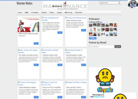 Marinenotes.blogspot.sg thumbnail
