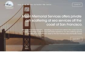 Marinmemorialservices.com thumbnail