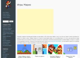 Mario.igraz.ru thumbnail