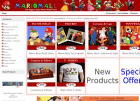 Mariofriend.com thumbnail