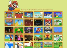Mariogame.cc thumbnail