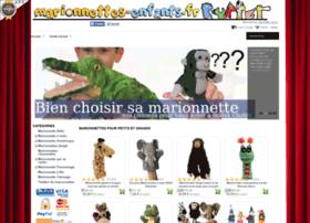 Marionnettes-enfants.fr thumbnail
