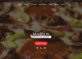 Mariosrestaurant.net thumbnail
