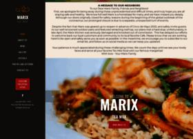 Marixtexmex.com thumbnail