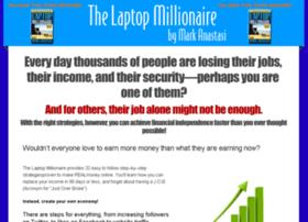 Markanastasilaptopmillionaire.co.uk thumbnail