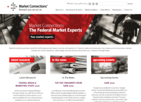 Marketconnectionsinc.com thumbnail