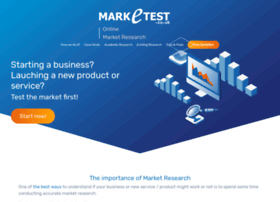 Marketest.co.uk thumbnail