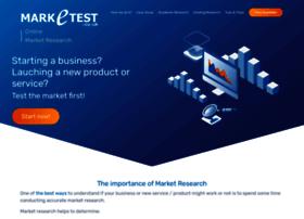 Marketest.co.uk thumbnail