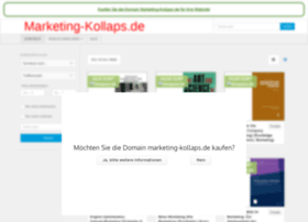 Marketing-kollaps.de thumbnail
