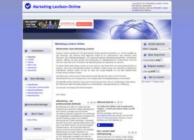 Marketing-lexikon-online.de thumbnail