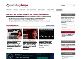 Marketingsherpa.com thumbnail