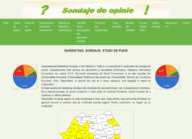 Marketingsondaje.ro thumbnail