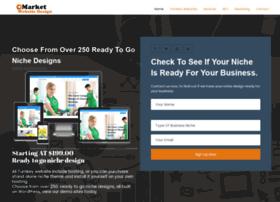 Marketwebsitedesign.com thumbnail