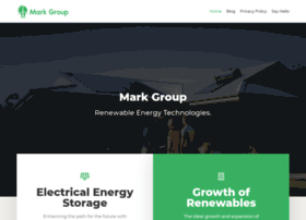 Markgroup.co.uk thumbnail